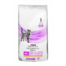 Purina Pro Plan Veterinary Diets UR Urinary корм для кошек для лечения и профилактики МКБ, с курицей (1,5кг)