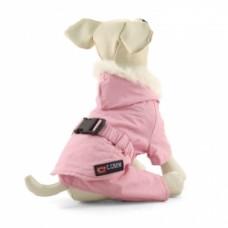 Triol костюм для собаки  размер XL розовый с мехом