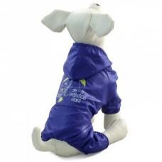 Triol Дождевик для собаки размер XXL  цвет: синий