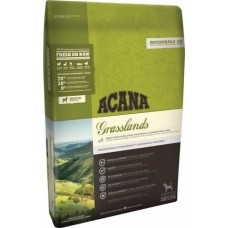 Acana Grasslands сухой корм для собак всех пород и возрастов с ягненком 340г