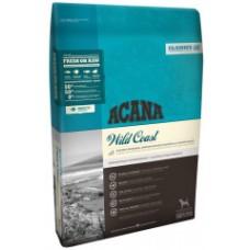 Acana Wild Coast сухой корм для собак всех пород и возрастов с рыбой и овсом 340г