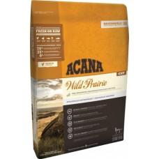 Acana Wild Prairie сухой корм для кошек и котят с курицей и индейкой  340г