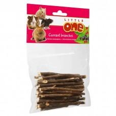 Little One Лакомство для всех видов грызунов Ветви смородины, 50 г