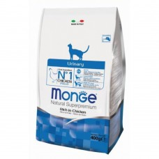 Monge Cat Urinary – для профилактики МКБ у кошек 400гр.