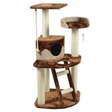 Triol Игровой комплекс TM07 для кошек, 550*550*1200мм