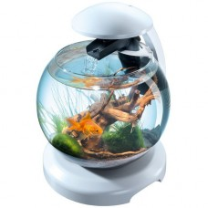 Аквариум Tetra Caskade Globe 6.8L круглый БЕЛЫЙ