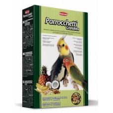 Padovan Grandmix Parrocchetti Корм для средних попугаев, 400 г