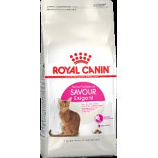 Royal Canin Exigent 35/30 Savour Sensation корм для кошек, привередливых к вкусу продукта 400г