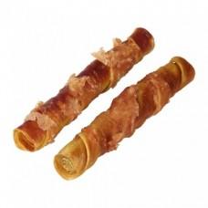 Деревенские лакомства сушеные утиные твистеры 2шт в упаковке