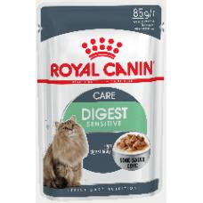 Royal Canin Digest Sensitive кусочки в соусе для кошек с чувствительным пищеварением 85г