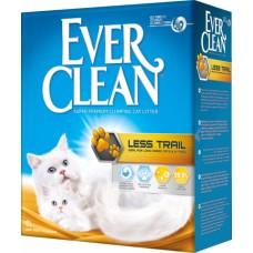 Ever Clean Less Trail комкующийся наполнитель для котят и длинношерстных кошек (10кг)