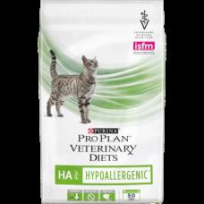 Purina Veterinary Diets НА диетический Корм сухой для кошек для профилактики аллергии (1,3кг)