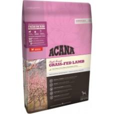 Acana Grass-Fed Lamb сухой корм для собак с чувствительным пищеварением с ягненком и яблоком 340г