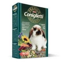 Padovan Premium Coniglietti Корм для декоративных кроликов и молодняка 500гр.