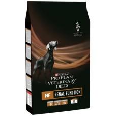 Purina Pro Plan Veterinary Diets NF Renal Function корм для собак при патологии почек (3кг)