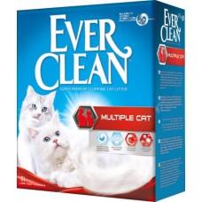 Ever Clean Multiple Cat наполнитель для кошачьего туалета, комкующийся, для нескольких кошек (9,8кг)