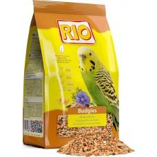 Rio Корм для волнистых попугаев при линьке 500 гр
