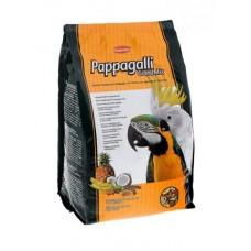 Padovan Grandmix Pappagalli комплексный, основной для крупных попугаев 2 кг