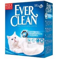 Ever Clean Ever Clean наполнитель для кошачьего туалета Голубая полоска (10кг)