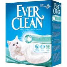 Ever Clean Aqua Breeze Scent комкующийся наполнитель с ароматом морской (6кг)