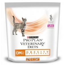 Purina Pro Plan Veterinary Diets OM Obesity Management корм для кошек при ожирении (350гр)