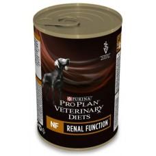 Purina Pro Plan Veterinary Diets NF Renal Function консервы для собак при патологии почек (400гр)