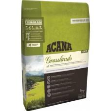 Acana Grasslands сухой корм для кошек и котят с ягненком (1.8кг)