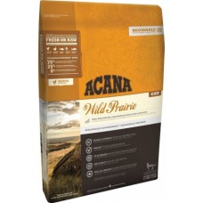 Acana Wild Prairie сухой корм для кошек и котят с курицей и индейкой (1.8кг)
