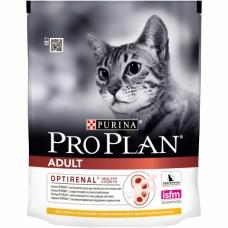 Pro Plan Adult корм для кошек для поддержания иммунитета, с курицей (400гр)