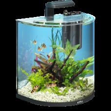 Tetra AquaArt LED Explorer Line Aquarium Set 60L. Аквариумный комплект «Полумесяц»