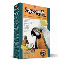 Padovan Grandmix Pappagalli Корм для крупных попугаев, 600 г