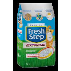 Fresh Step Extreme впитывающий наполнитель для кошачьего туалета (6,35кг.)