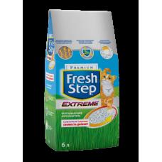 Fresh Step Extreme впитывающий наполнитель для кошачьего туалета (3,17кг.)