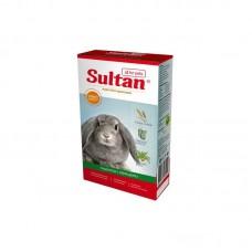 Султан 400г Трапеза с овощами для кроликов Биотех